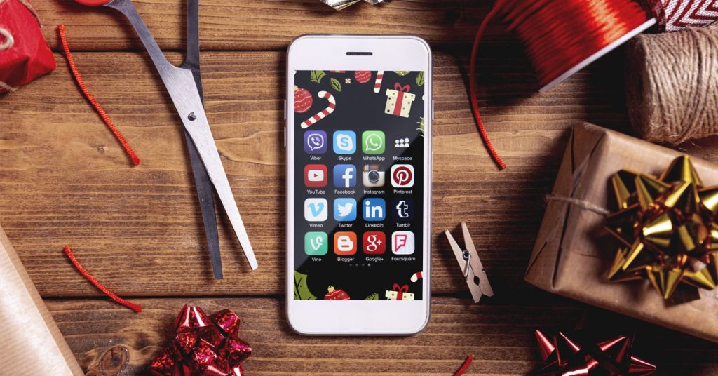 social media marketing a natale
